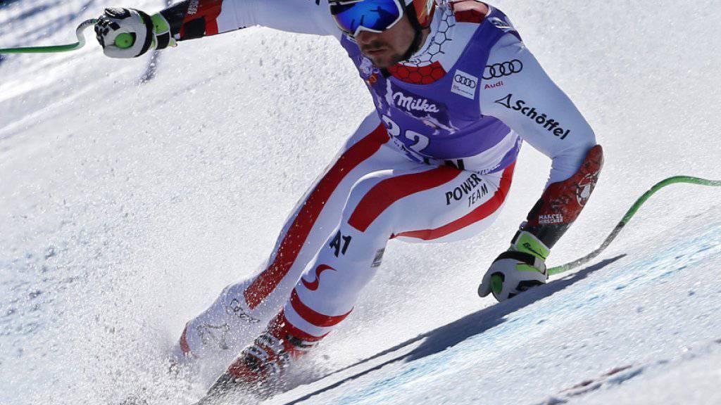 Marcel Hirscher ist der dominierende Skifahrer der Gegenwart