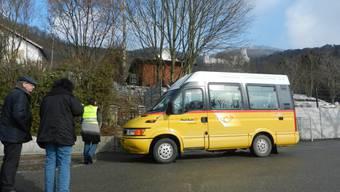 Der Ortsbus Oensingen soll ins Grundangebot.