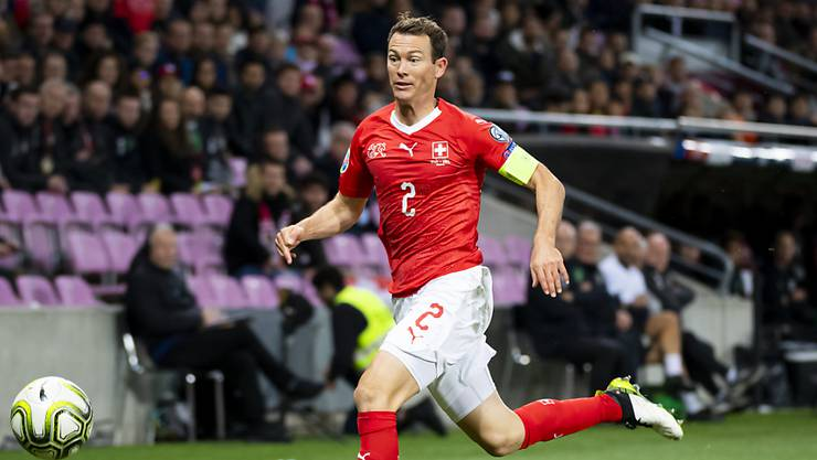 Captain Stephan Lichtsteiner bestritt gegen Irland sein 107. Länderspiel