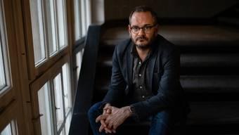 Jonas Lüscher, 46, ist Schriftsteller und Essayist. Mit seinem letzten Roman «Kraft» gewann er den Schweizer Buchpreis. Er lebt in München.