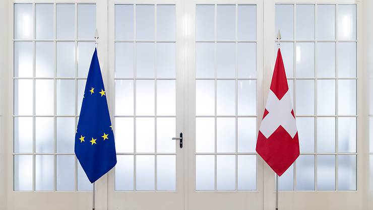 Die Aussenpolitische Kommission des Ständerates will die Kohäsionsmilliarde nicht an Bedingungen knüpfen. Das beschloss sie allerdings mit knapper Mehrheit.