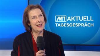 Thumb for 'Christine Egerszegi über die Aargauer Gross- und Regierungsratswahlen'