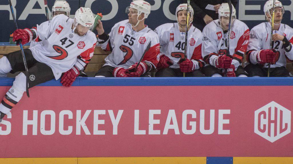 Die Spieler von Jyväskylä triumphieren in der Champions Hockey League