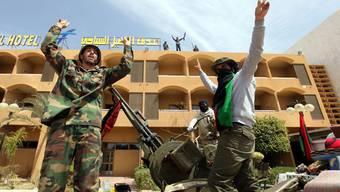 Nato übernimmt die Kontrolle des Flugverbots über Libyen