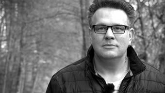 Tom Frei, Geisterjäger und Hypnosetherapeut aus Safenwil.