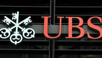 Logo der Bank UBS