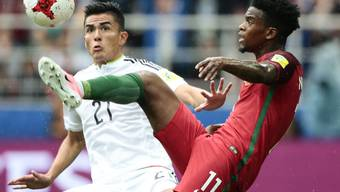 Ab der kommenden Saison für den FC Barcelona im Einsatz: Portugals Nationalspieler Nelson Semedo