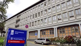Das Universitätsspital wird nicht mit den Stadtspitälern Triemli und Waid zusammengelegt. (Archivbild)
