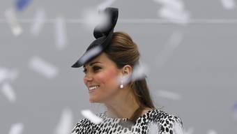 Gülsha Adilji: «Diese Kate ist einfach alles, was eine Frau im 21. Jahrhundert so sein muss: Eine sympathische Allrounderin, die trotz zwei Kindern nicht zum Mameli geworden ist und souverän die perfekte Clutch zu den passenden Schuhen trägt.» (Archivbild)