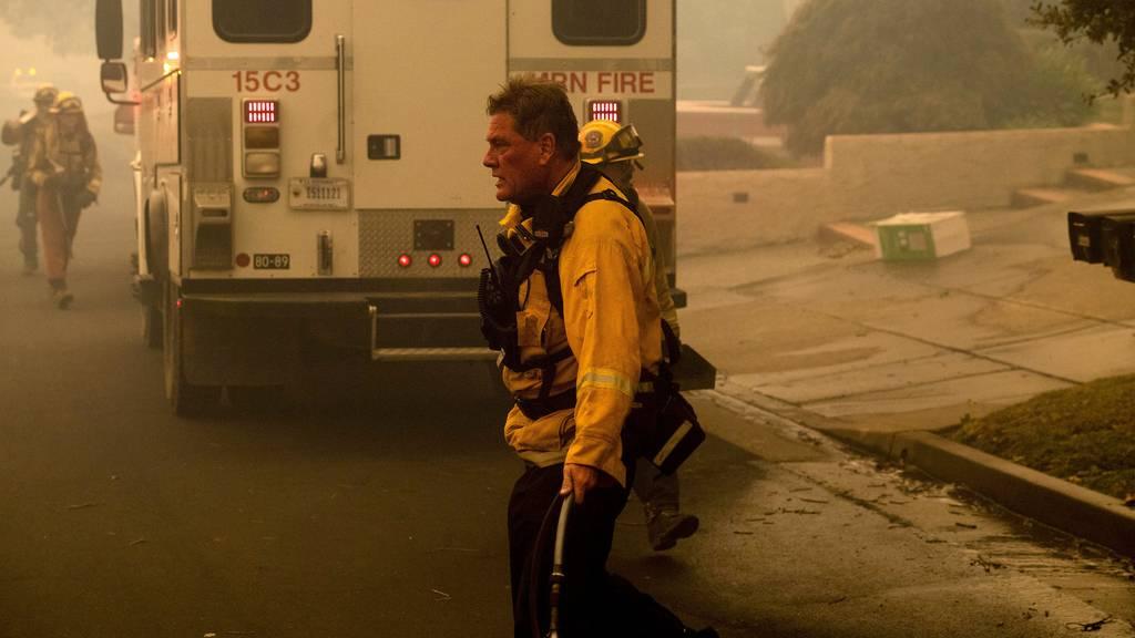 Weiter verheerende Waldbrände und Stromabschaltungen