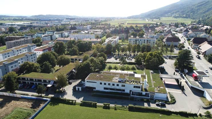 Das ehemalige Motel Egerkingen wurde durch die erste Fernsehserie des Schweizer Fernsehens berühmt.