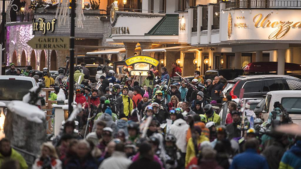 Ob es wieder so viele Wintergäste in Ischgl haben wird? (Archivbild)