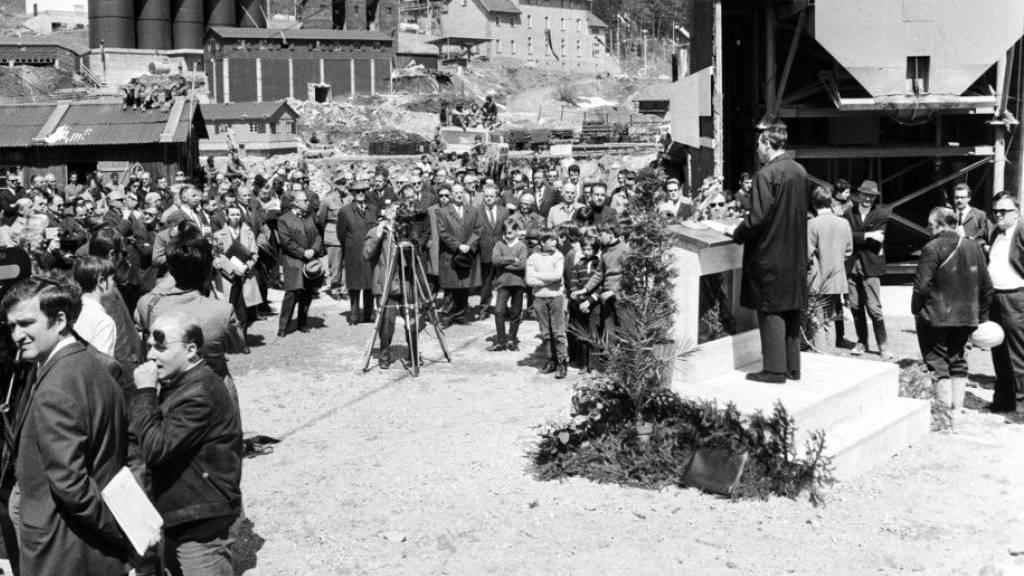 50 Jahre Gotthard-Strassentunnel – pro Kilometer ein toter Mineur