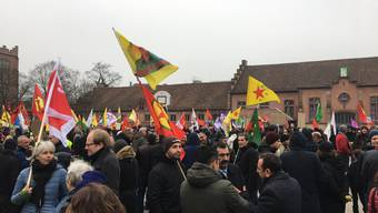 Demo in Basel
