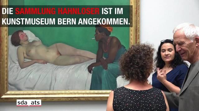 Kunstmuseum Bern zeigt Sammlung Hahnloser