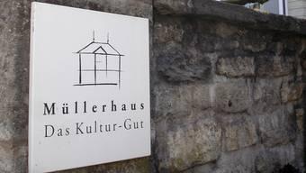 Das «Müllerhaus» Lenzburg ist ein breit gefächertes «Kultur-Gut». tf