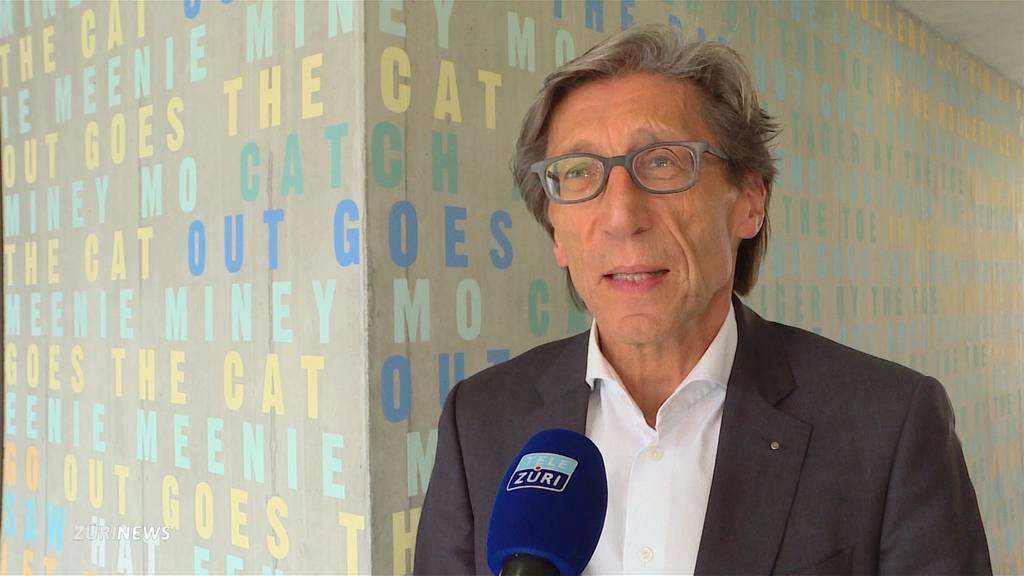Regierungsrat Heiniger wird Präsident von Schweizerischen Roten Kreuz