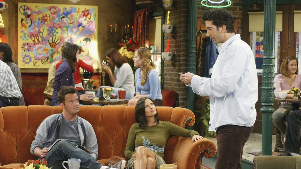 «Friends: The Reunion»: Die Zeit zurückgedreht