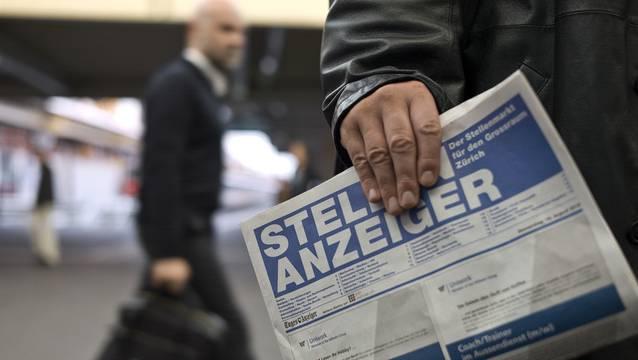 Wegen Corona haben in der Schweiz bislang 26'000 Personen ihre Stelle verloren. (Symbolbild)