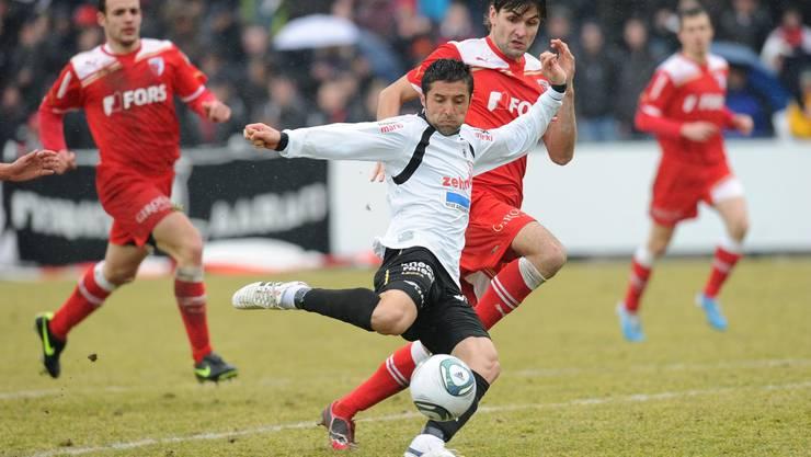 FC Aarau spielt auch nächstes Jahr in der Challenge League