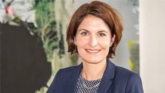 Saskia Schenker, Präsidentin FDP Baselland  .