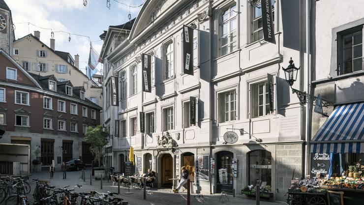 Sollen Kulturinstitutionen wie das Theater Neumarkt künftig weniger Geld erhalten?