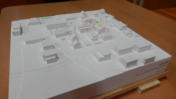 Zu teuer: Das Projekt «Wohnen am Dorfplatz»