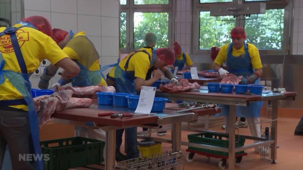 """Spiez statt Bern: Dezentrale Lösungen für den Grossevent """"Swiss Skills"""""""