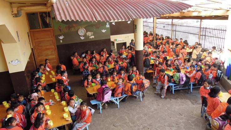 Urpi Wasi Kinder 2014