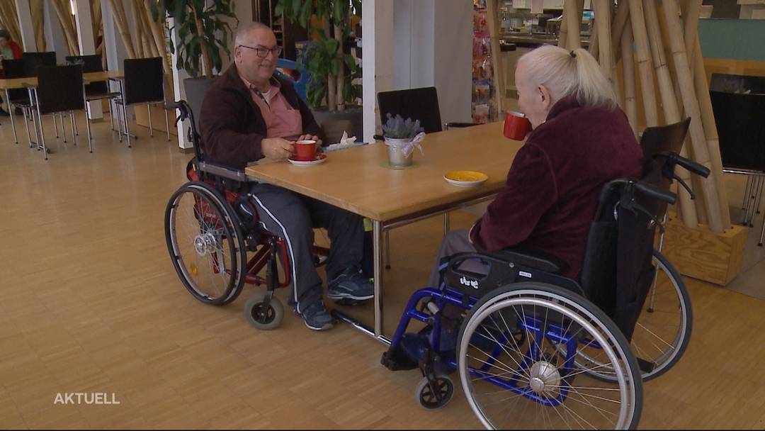 Corona-Angst bei Älteren: Besuchsverbot im Altersheim