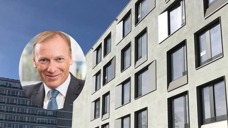 «Wir kooperieren schon heute so eng mit dem Unispital, da wäre die Fusion der nächste logische Schritt.» Jürg Nyfeler  CEO Felix Platter Spital Basel