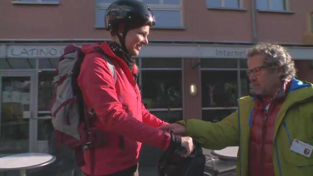 Interlaken | Segway und Gleitschirm