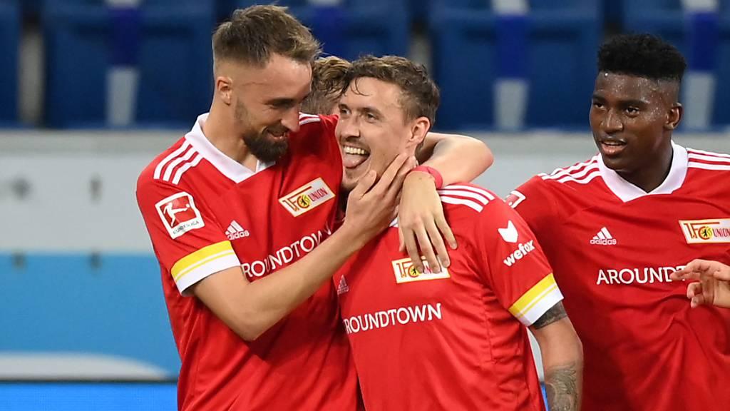 Union Berlins Matchwinner Kruse: «Deshalb nicht reingemacht»