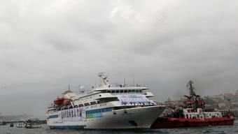Bei der nächsten Reise in den Gaza-Streifen ist auch ein Schweizer Schiff mit von der Partie (Archiv)
