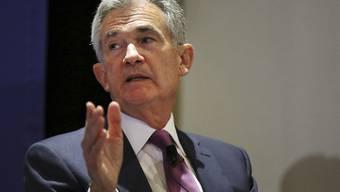 Befeuert den US-Dollar mit seinen jüngsten Bemerkungen: Jerome Powell, der Chef der amerikanischen Notenbank. (Archivbild)