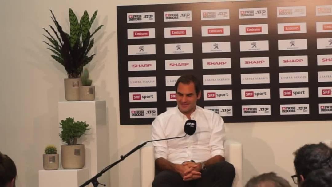 Federer PK SF III