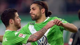 Zweifacher Torschütze für Wolfsburg: Ricardo Rodriguez