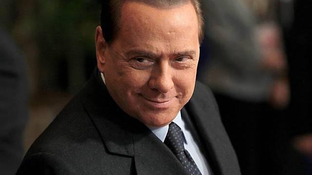 Berlusconi zum Rockstar 2009 gewählt (Archiv)