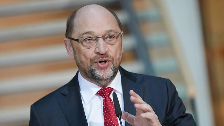Martin Schulz (links) hat der SPD mit seinem Verhalten geschadet.