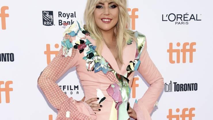 Konzertabsage: Lady Gaga ist in ein Spital eingeliefert worden. (Archivbild)