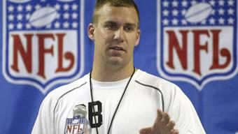 Quarterback Ben Roethlisberger nimmt seine 14. NFL-Saison mit Pittsburgh in Angriff