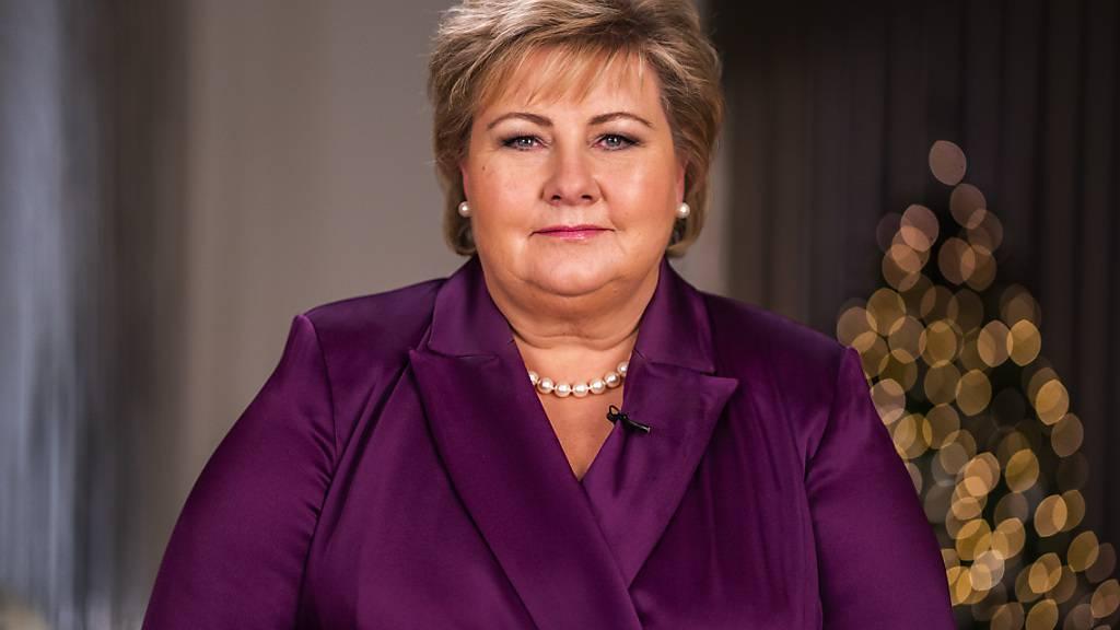 Ermittlungen gegen Norwegens Regierungschefin wegen Corona-Verstosses