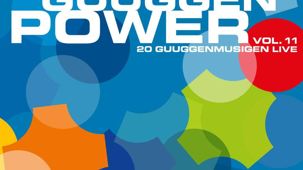 Guuggenpower Vol. 11 in den Charts!