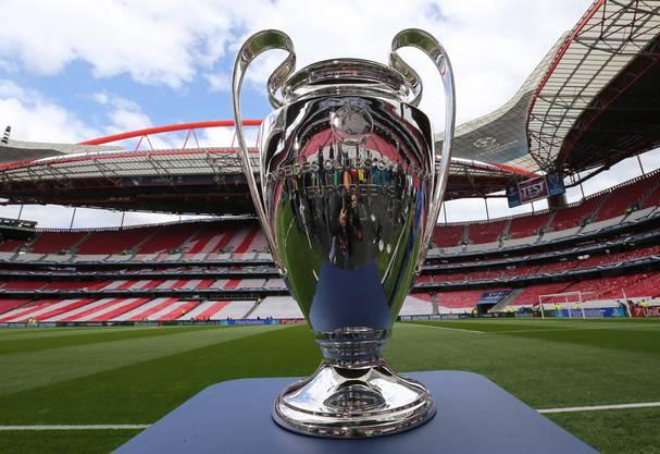 Wie 2014 findet das Champions-League-Final im Stadion Estadio da Luz in Lissabon statt.