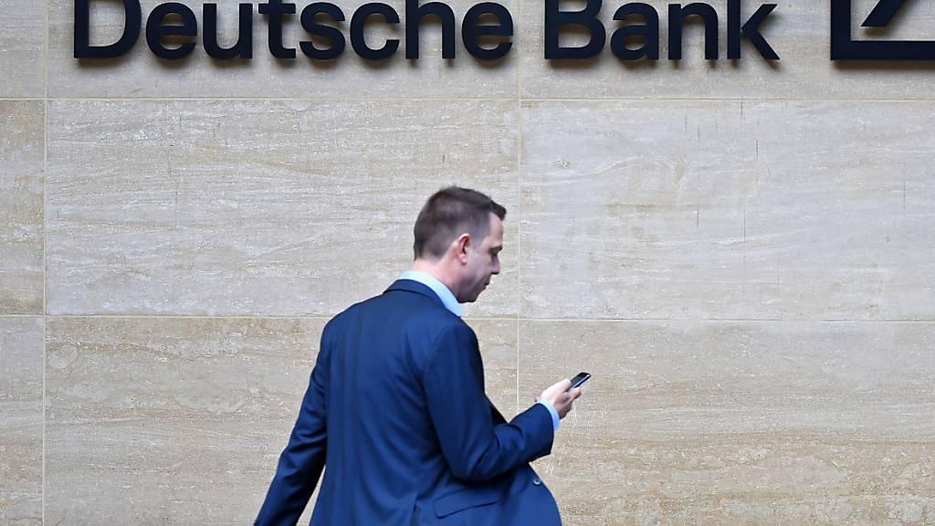 Deutsche Bank mit bestem zweiten Quartal seit 2015