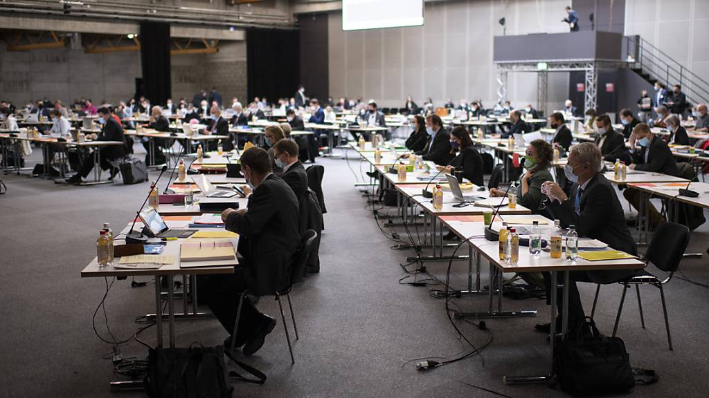 Mehrheit schiesst Vorlage für den Umbau des Knotens Augarten ab