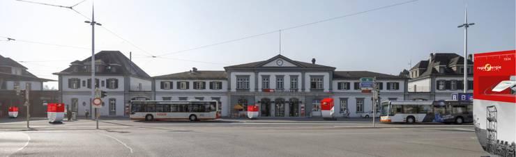 In der ganzen Stadt wird man Teile der Ausstellung besuchen können.