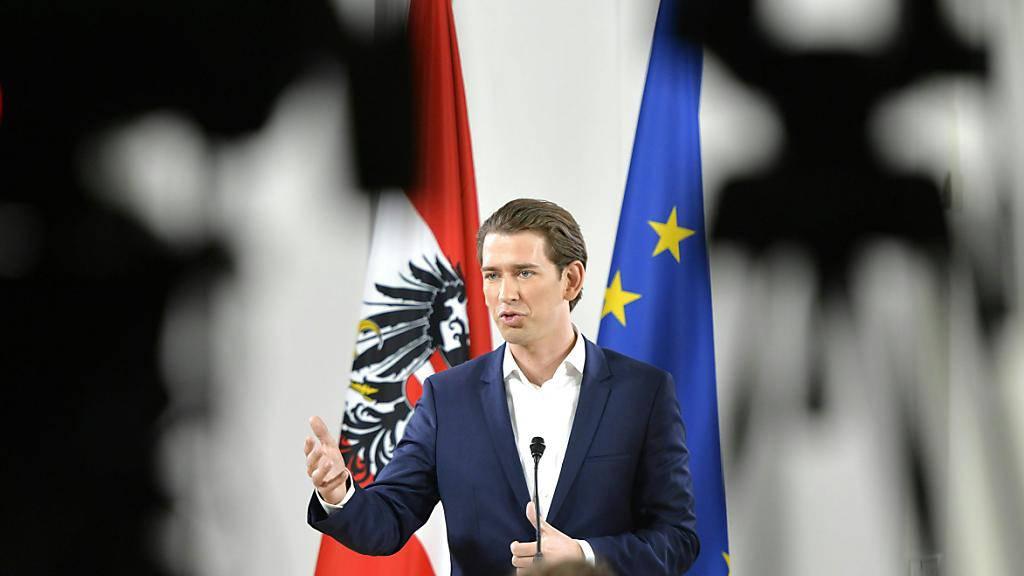 Österreichs Aussenminister Sebastian Kurz übernimmt das Ruder bei der konservativen Österreichischen Volkspartei (ÖVP).