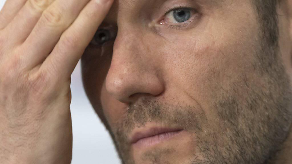 Basels Cheftrainer Raphael Wicky ist nicht ganz sorgenfrei