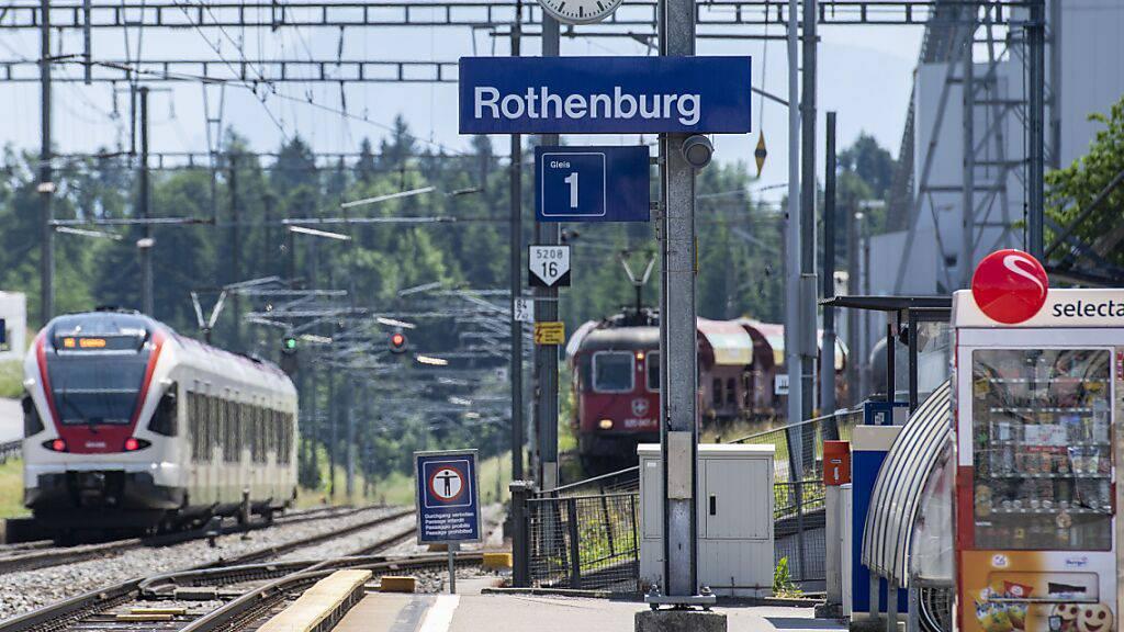 Der Bahnhof Rothenburg Station kann ausgebaut werden.